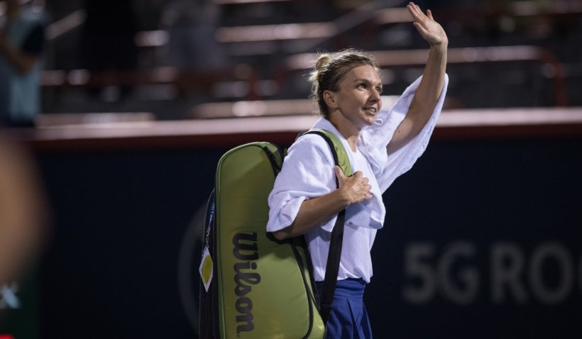 Simona Halep, prima victorie după accidentarea gravă: S-a calificat în turul doi al turneului de la Cincinnati