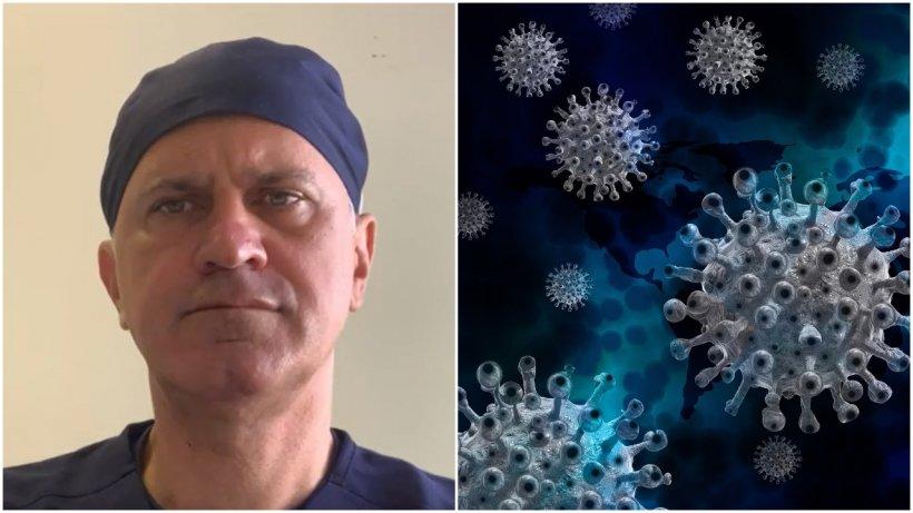 """Theo Trandafirescu, medic român în New York:  """"2021 este o super pandemie cu Delta a nevacinaţilor"""""""