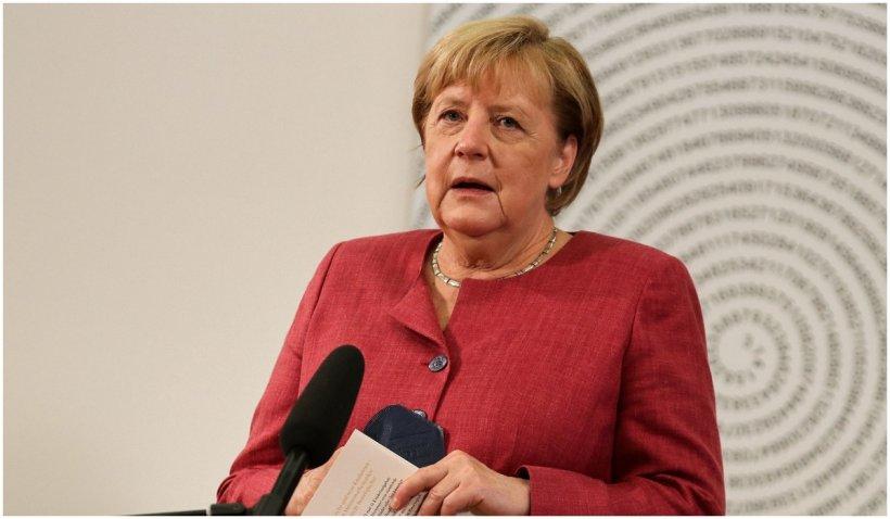 Angela Merkel, ultima vizită de curtoazie la Moscova