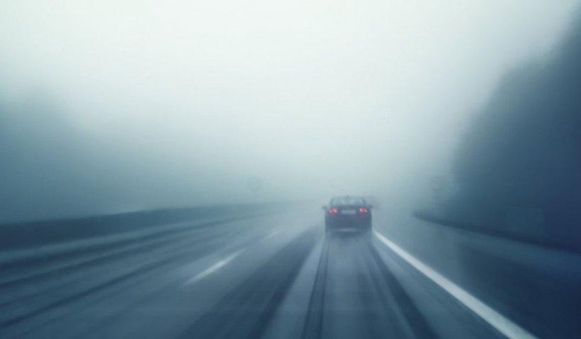 Cod meteo de ceață în centrul țării, în plină vară. Vremea, în următoarele patru săptămâni