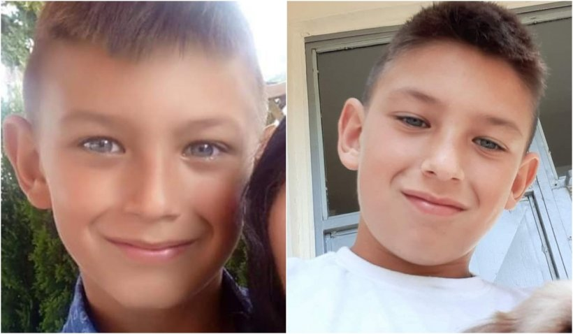 Alexandru are 12 ani şi a dispărut sâmbătă din Botoşani. Dacă îl vedeţi sunaţi la 112