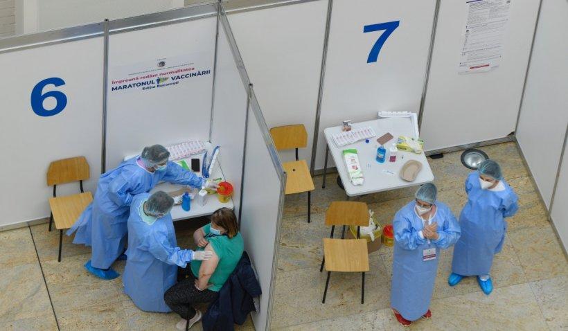Românii deja vaccinați vor putea participa la o loterie specială. Cei care se vor vaccina vor primi bani de la stat