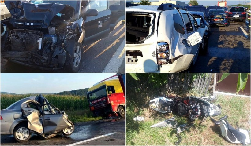 """România locul 1 în topul accidentelor rutiere mortale. Europol: """"Legislaţia rutieră este clar depăşită"""""""
