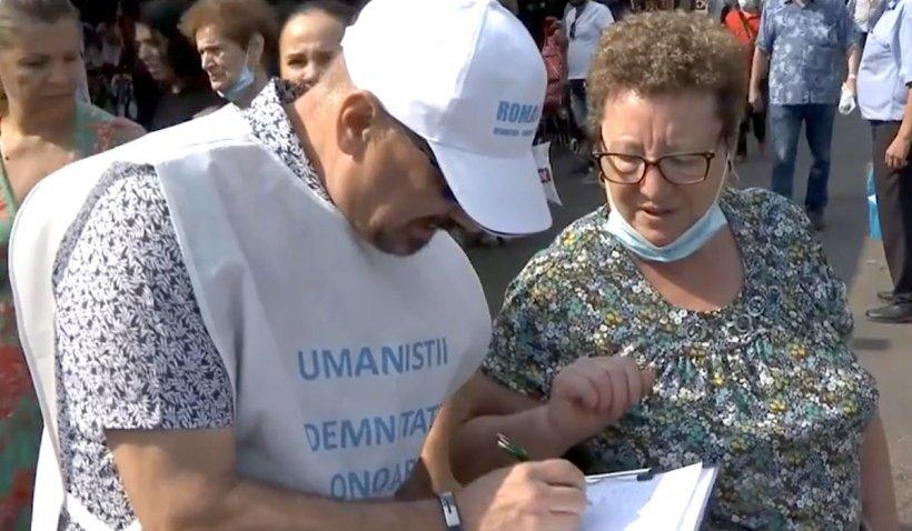 """Nicușor Dan riscă să fie demis. Umaniștii strâng semnături pentru referendum: """"A făcut din București cocină"""""""
