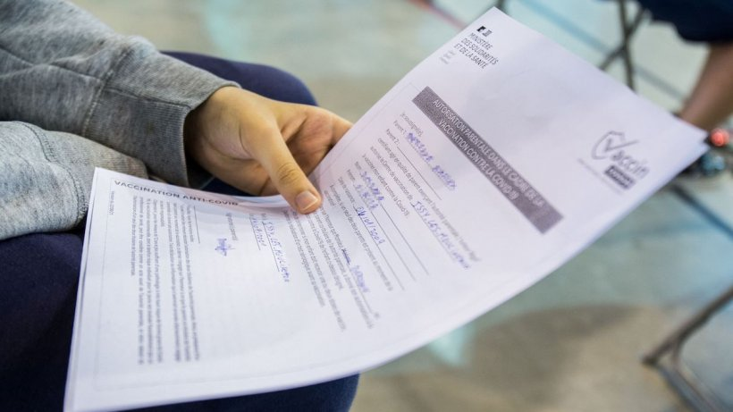 Oameni cu certificate de vaccinare false, în stare gravă la spital infectați cu COVID la Timișoara