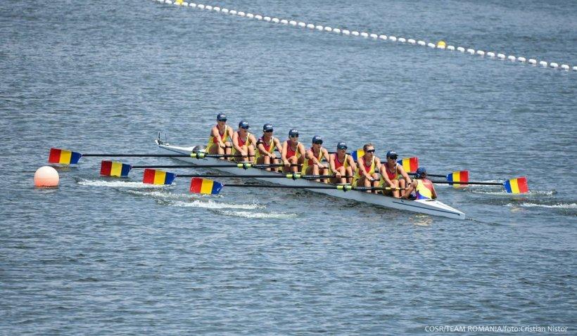 Recordul mondial şi olimpic stabilit de românce la JO Tokyo 2020, omologat de Guinness World Records
