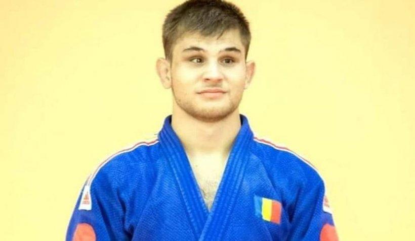 A doua medalie pentru România la Jocurile Paralimpice 2021: Alex Bologa a luat bronzul la judo