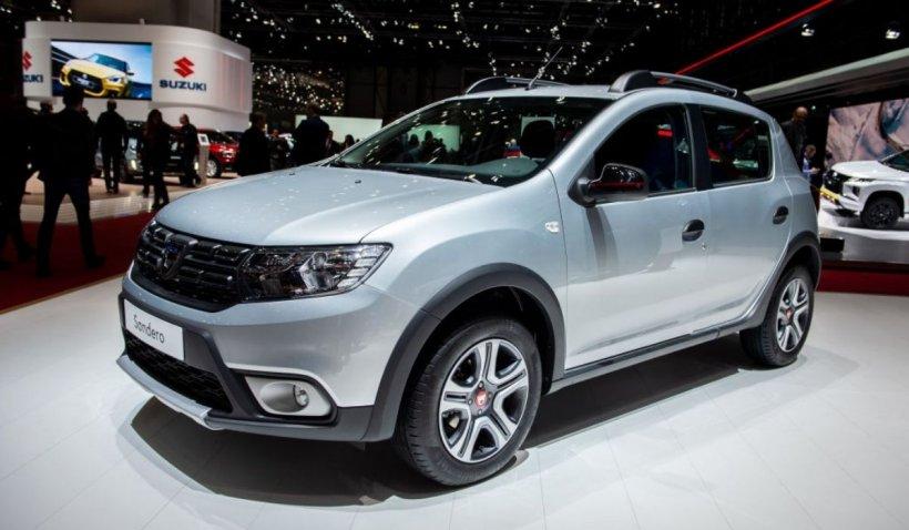 Dacia Sandero a fost cea mai bine vândută mașină din Europa, în iulie. Volkswagen Golf e depășit de modelul uzinei de la Pitești