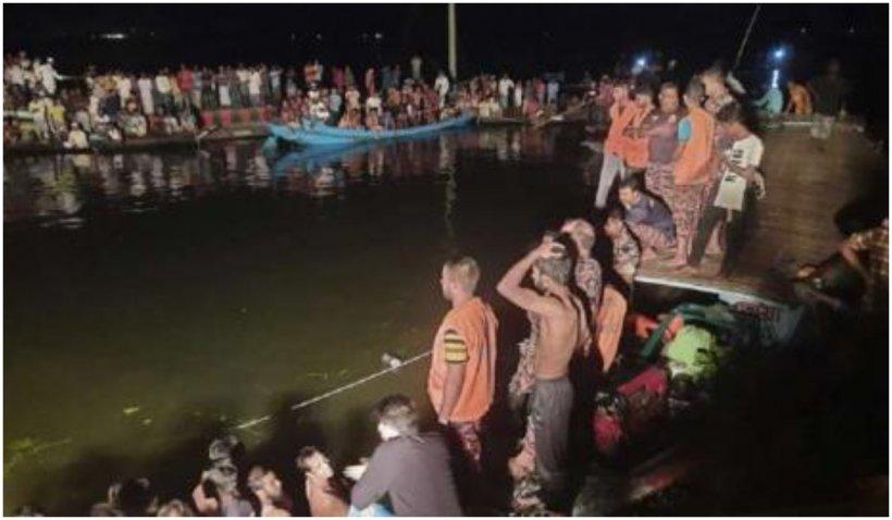 21 de morți, printre care femei și copii, și zeci de dispăruți, după ce o barcă s-a scufundat în Bangladesh