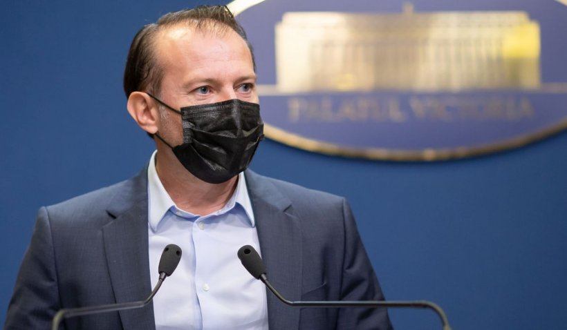 Florin Cîțu vrea vaccinarea sau testarea personalului din învățământ, sănătate sau ordine publică