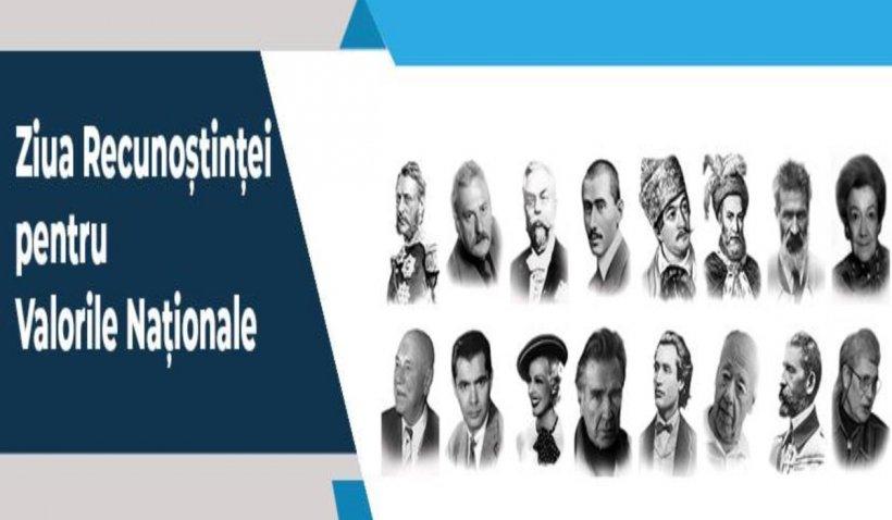 """Nicolae Iorga, omagiu la """"Ziua Recunoștinței pentru Valorile Naționale"""""""