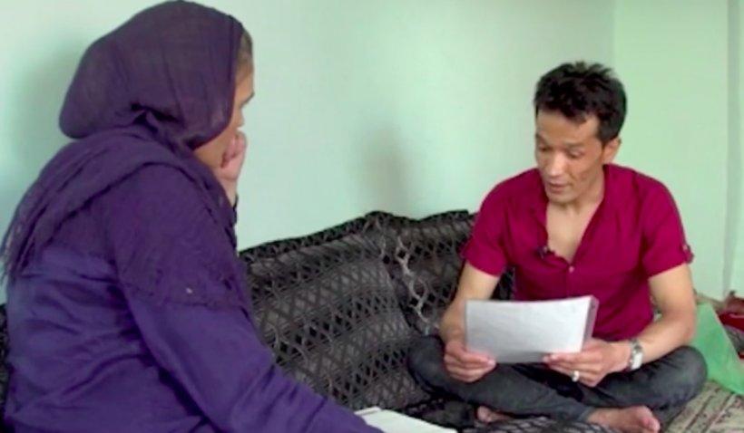 Un translator afgan a fost ajutat de echipa CNN să fugă din Kabul, împreună cu soția și copiii. Aventura lor până în SUA