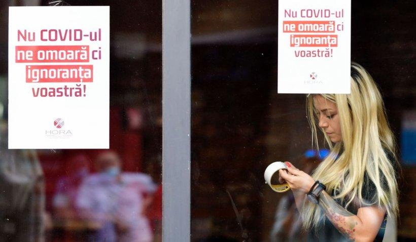 Restricţii la Neamţ, după creşterea cazurilor COVID-19: Baruri şi terase închise, nunţi interzise, carantină de noapte în weekend, la Săbăoani