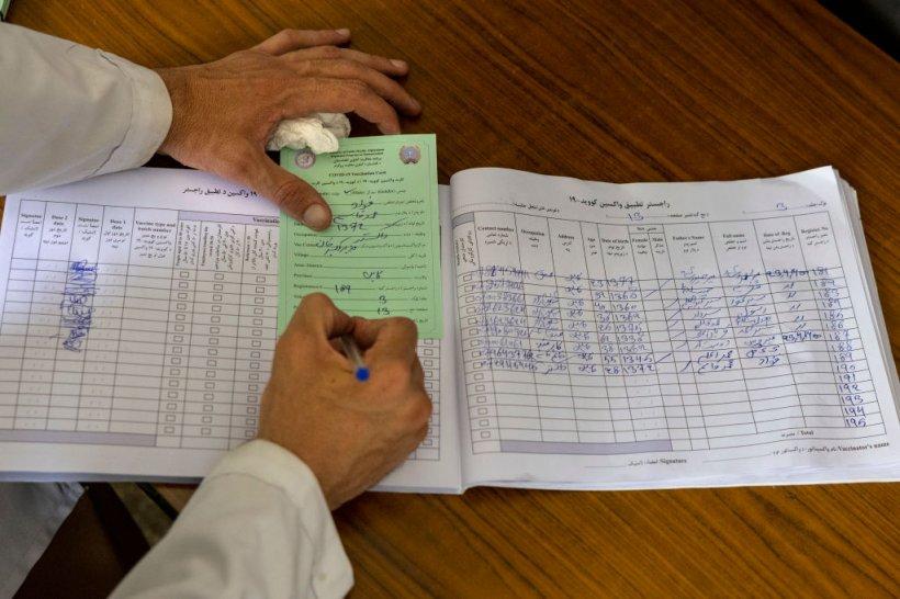 Percheziţii la un medic de familie din Corbii Mari, după ce ar fi eliberat adeverinţe false de vaccinare pentru zece fotbalişti