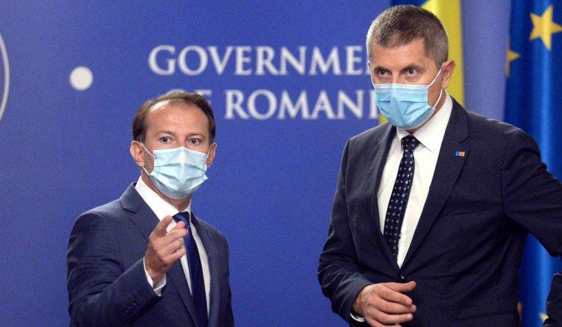 Premierul pregătește demiterile miniștrilor USR-PLUS - surse