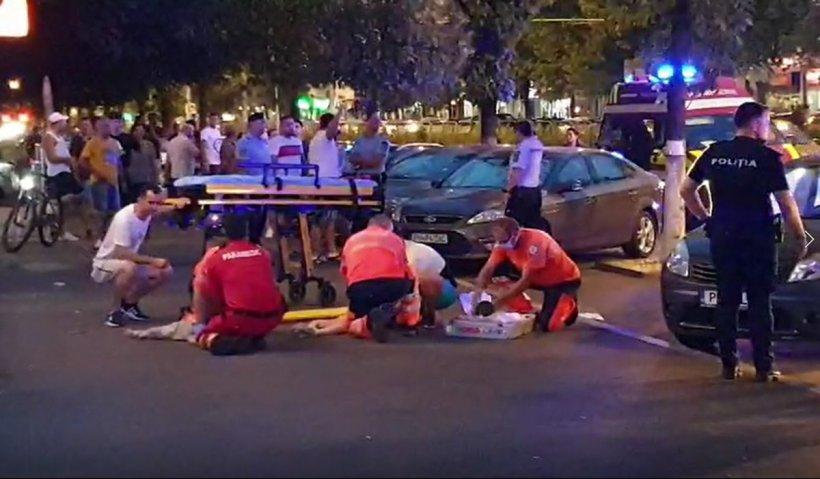Un bărbat de 30 de ani din Ploieşti a murit, după ce s-a aruncat de pe bloc, sub ochii poliţiştilor. Omul cerea să își vadă copilul