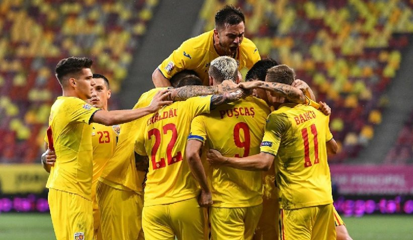 România învinge Liechtenstein cu 2-0 și se pregătește de duelul decisiv cu Macedonia de Nord