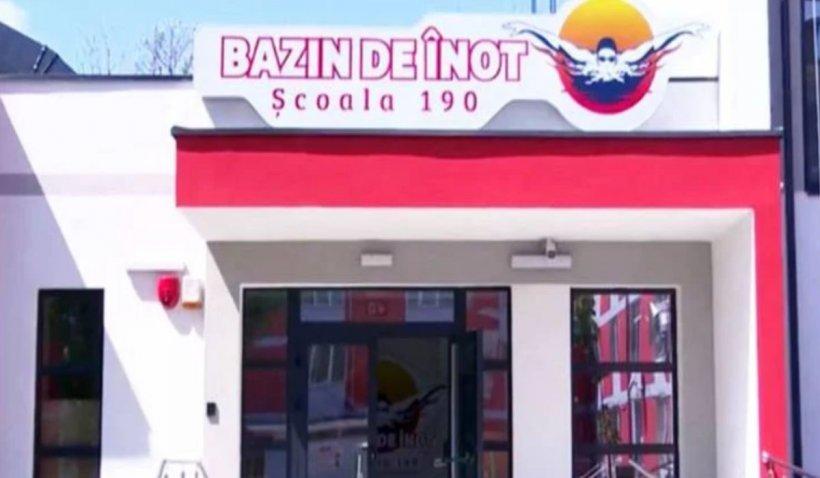 Bazine foarte moderne pentru cursuri înot în București