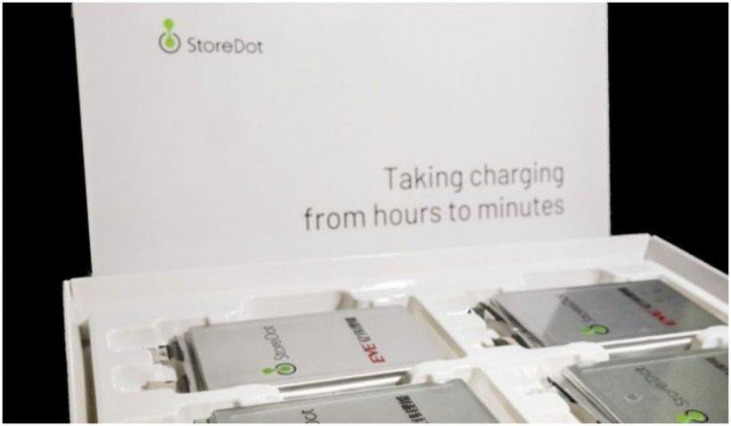 O companie din Israel a creat o baterie pentru automobilele electrice care se încarcă în 10 minute