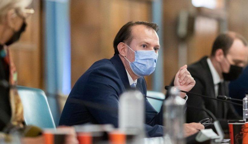 """Florin Cîțu: """"Salariul minim pe economie trebuie să crească! Este concluzia ședinței de astăzi"""""""