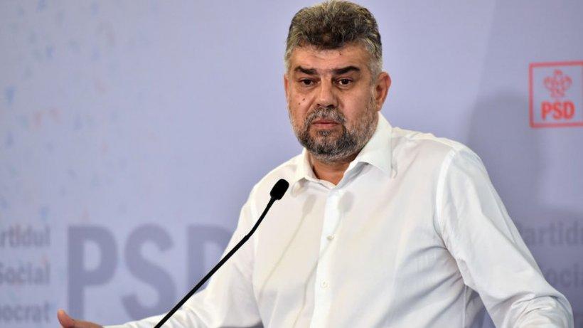 PSD pune condiții pentru a vota moțiunea de cenzură propusă de USR - AUR