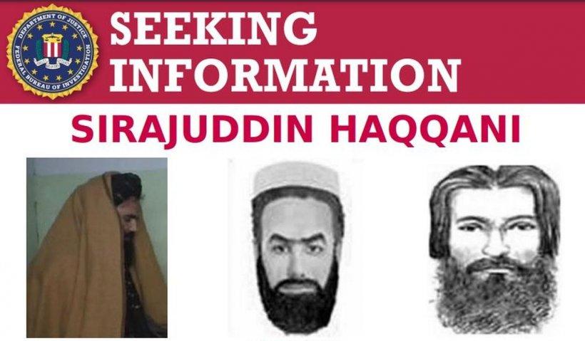 Ce scria anul trecut în The New York Times actualul ministru taliban de interne, căutat de FBI pentru terorism