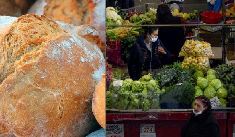 """Românii, ameninţaţi de un nou val de scumpiri la alimente: """"Grâul de panificație se vinde acum la preţuri record"""""""