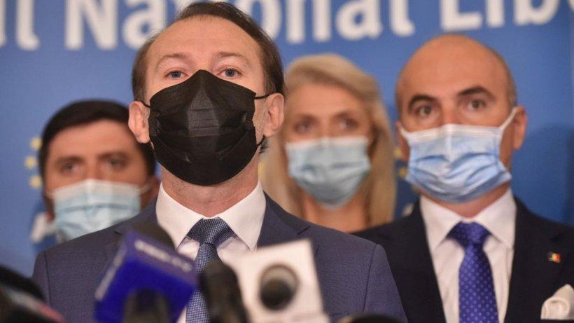 """Florin Cîțu: """"Vom avea o revoluție astăzi! Cine face demersuri împotriva propriului guvern se va supune consecințelor!"""""""