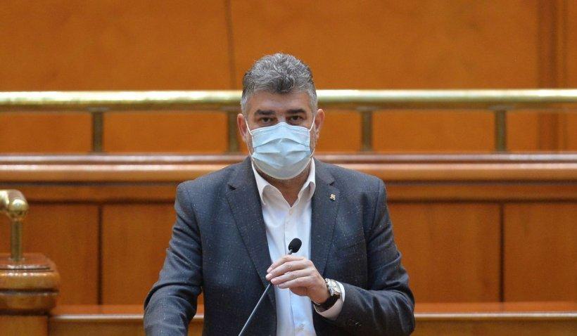 PSD va asigura cvorumul la ședința de plen de joi