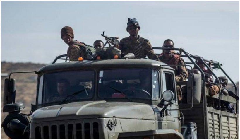 Rebelii Tigray au omorât 120 de civili în decurs de 2 zile în Amhara