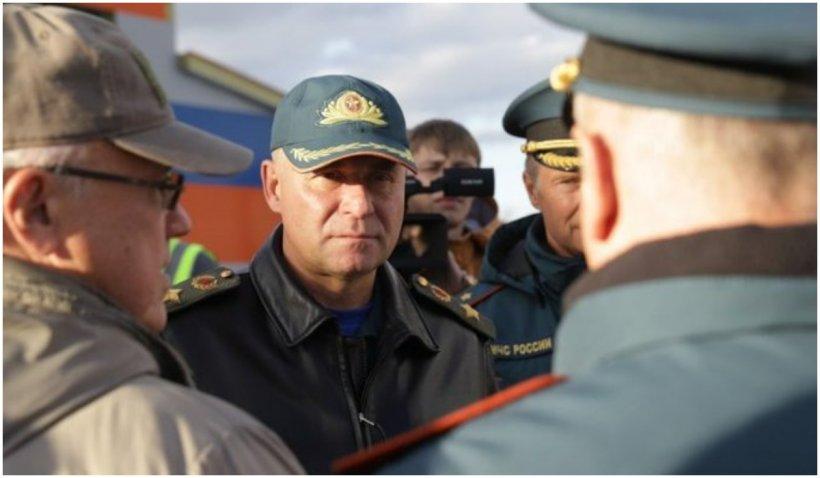 Șeful Departamentului pentru Situații de Urgență a Rusiei a murit încercând să salveze viața altei persoane