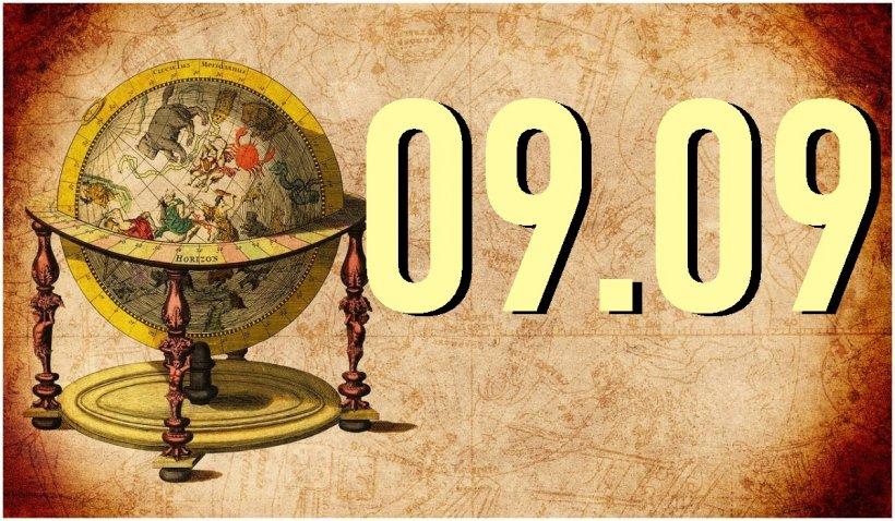 09.09 - Semnificaţia ascunsă a zilei de 9 septembrie: Începutul şi sfârşitul. Bornă de schimbare a destinului