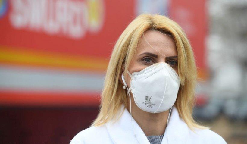 Dr. Beatrice Mahler prevede 10.000 de cazuri zilnice de COVID-19, în octombrie. Cazurile se vor dubla în două săptămâni de la începerea școlii