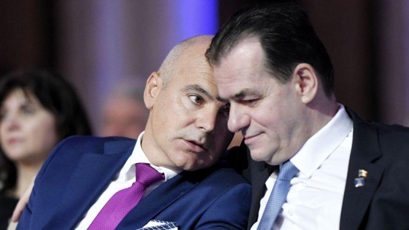 Rareş Bogdan, despre cum a intervenit Iohannis să îl salveze pe Orban de la mazilire