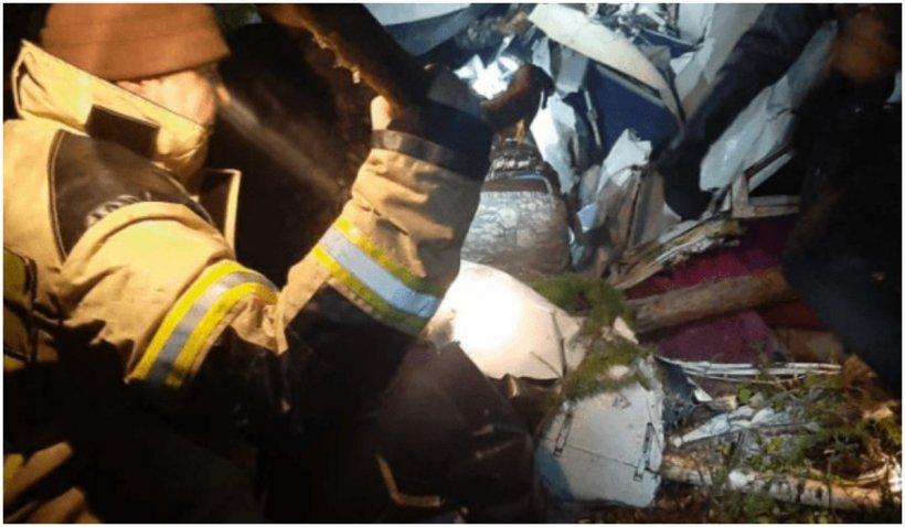 Accident aviatic în Siberia: patru persoane au murit