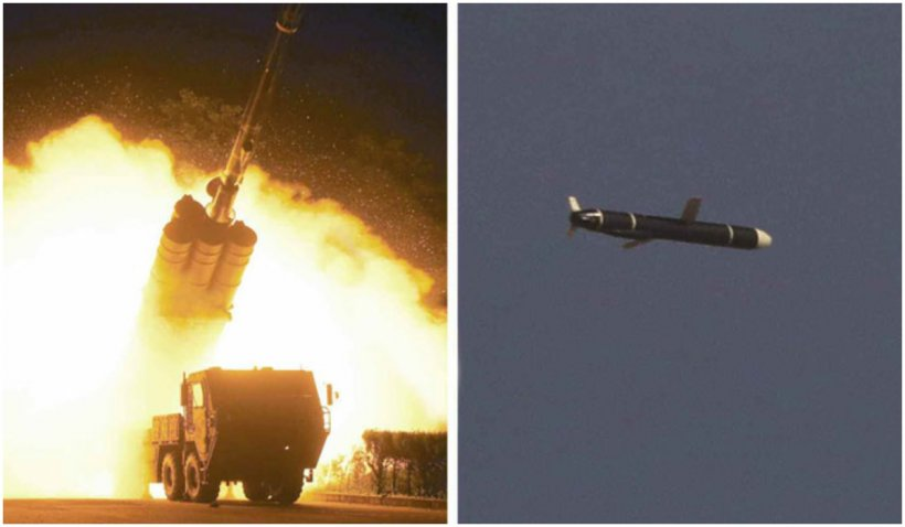 Coreea de Nord a testat o nouă rachetă cu rază lungă