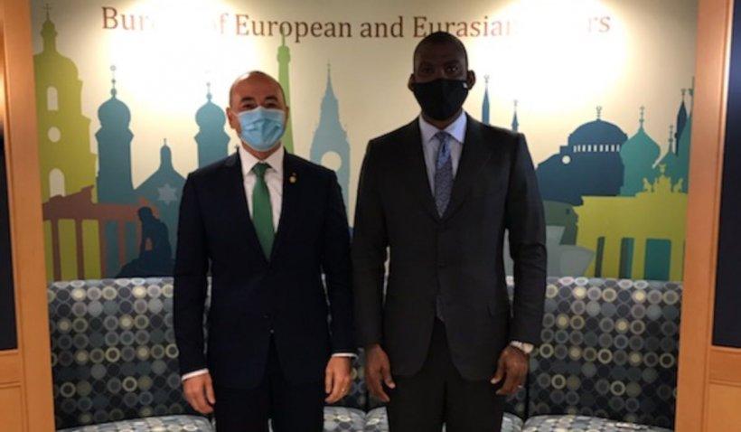 Fostul ambasador al SUA la Chișinău, numit de curând la conducerea Departamentului de Stat