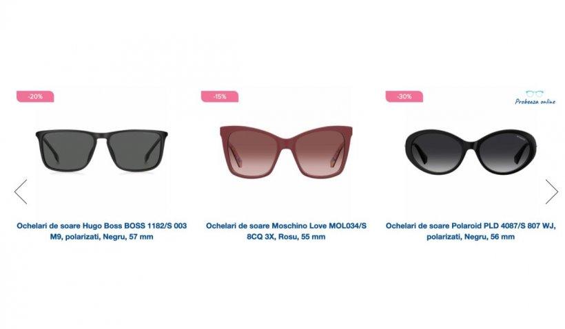 Ochelarii de soare, moft sau necesitate