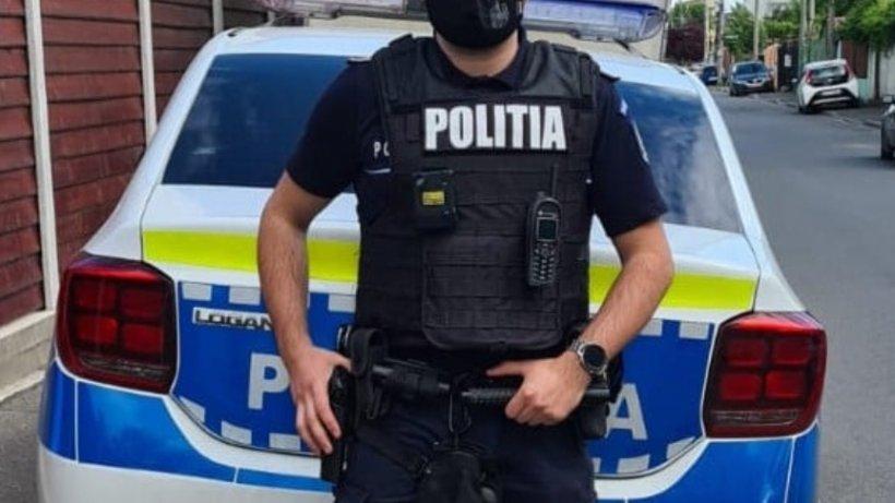 """Petrecere cu alcool în sediul Poliției Bârlad. Polițist: """"Apă nu avem. Apă am avut. Bere sau vin!"""""""