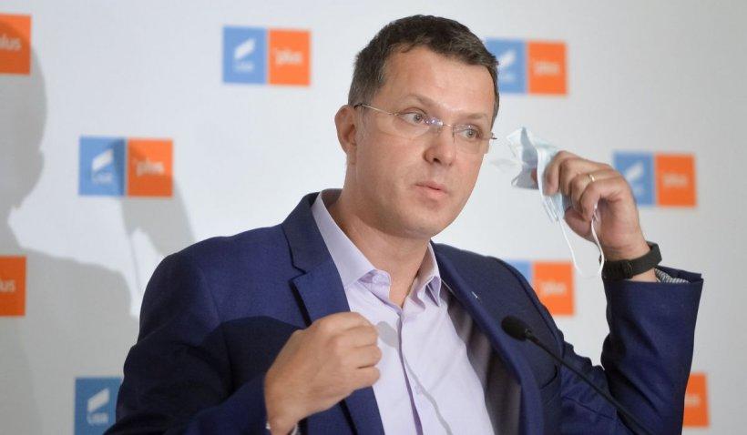 """Moțiunea nu va fi dezbătută astăzi. Ionuț Moșteanu: """"PSD și PNL sunt un bloc în spatele lui Cîțu"""""""