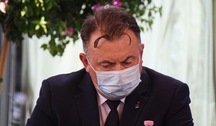Nelu Tătaru va propune vaccinarea obligatorie sau testarea săptămânală pentru medici, profesori, polițiști, pompieri sau jandarmi
