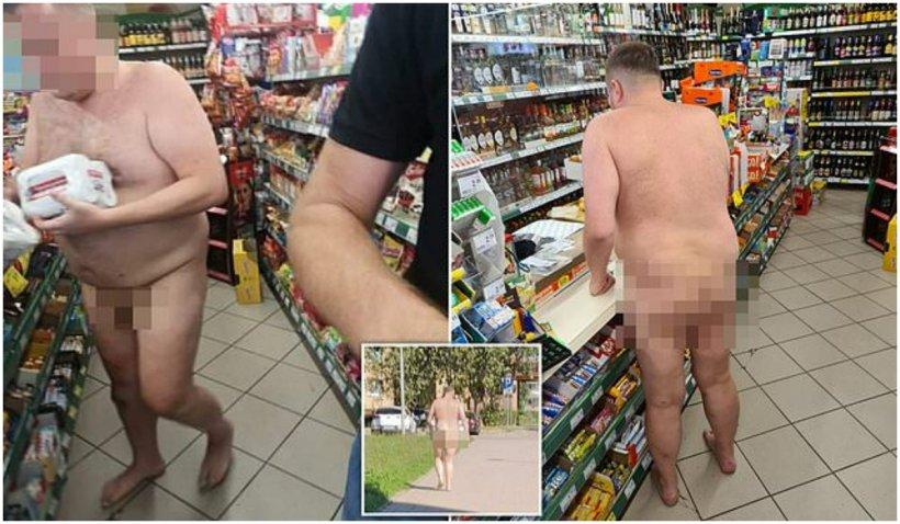 """Un procuror polonez a fost fotografiat beat, în """"costumul lui Adam"""", într-un magazin de băuturi"""