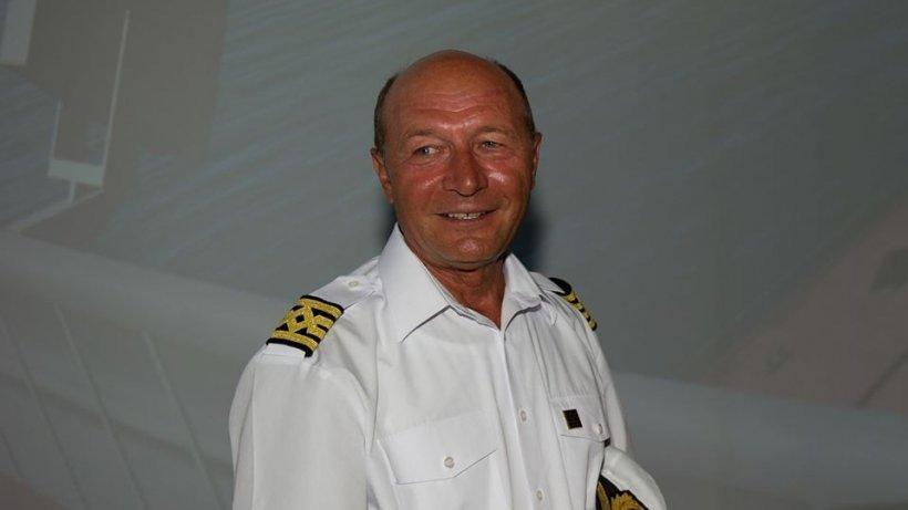 Grupul de Investigații Politice: Traian Băsescu a fost printre puținii colaboratori ai Securității din Institutul de Marină