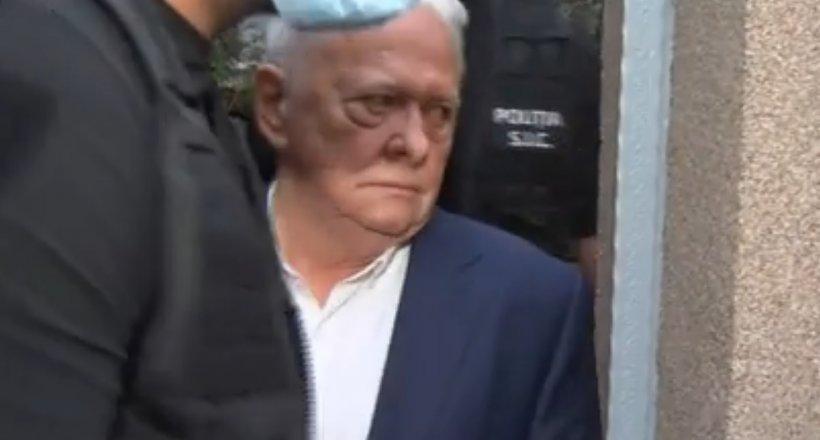 Viorel Hrebenciuc, prima reacție după ce a fost condamnat la 3 ani de închisoare cu executare