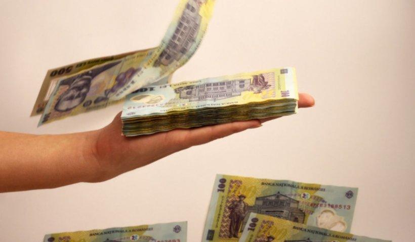 București, Cluj și Timiș plătesc salarii pentru jumătate dintre bugetarii țării