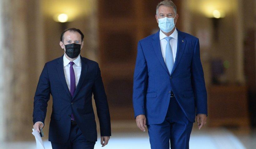 Florin Cîțu: Parteneriatul cu președintele Klaus Iohannis este mai puternic ca niciodată