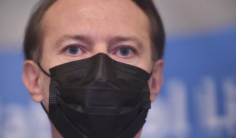 """Florin Cîțu: """"Președintele Senatului vrea să scoată USR-PLUS de la guvernare"""""""