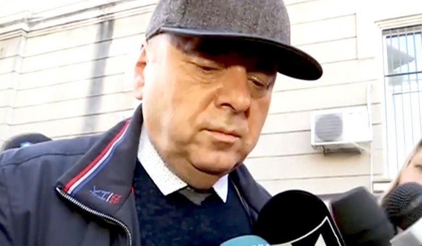 """Gheorghe Ștefan, oprit de Poliție în trafic și dus la închisoare: """"E a patra oară când intru, cunosc regulile"""""""