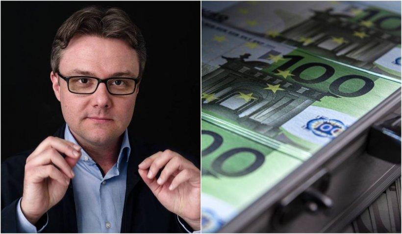 Omul USR care este plătit cu 457.000 de euro, în România