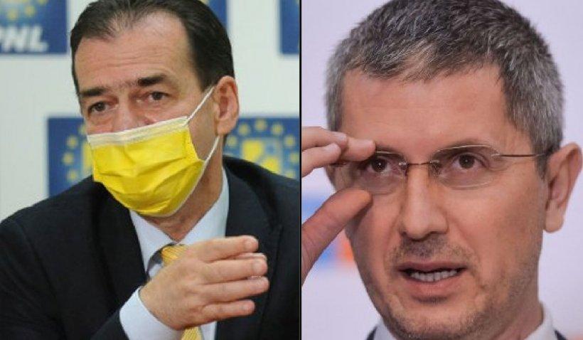 """Ludovic Orban, despre USR PLUS: """"E ca în box. Când ai un boxer cu alonjă, îl ții aproape"""""""